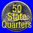 US Mint 50 State Quarters for Sale or Trade.